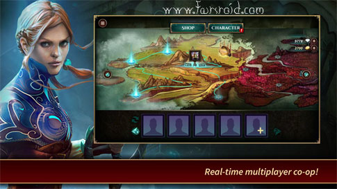 Download Lightbringers: Saviors of Raia Android Apk + obb - New FREE