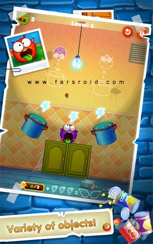 Lightomania Android - بازی پازل سرگرم کننده اندروید