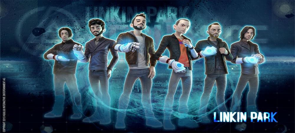 دانلود Linkin Park Recharge - بازی اکشن لینکین پارک اندروید + دیتا