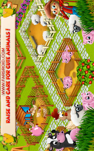 Little Farm: Spring Time Android  - بازی جدید اندروید