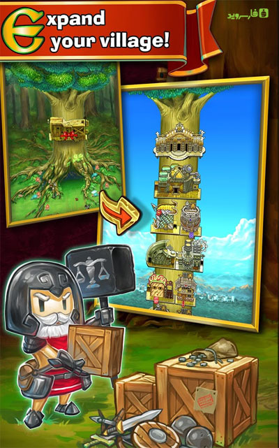 Little Raiders Robin's Revenge Android