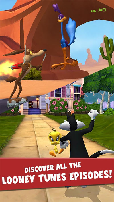 Download Looney Tunes Dash Android Apk Original + Mod Free shopping - Google Play