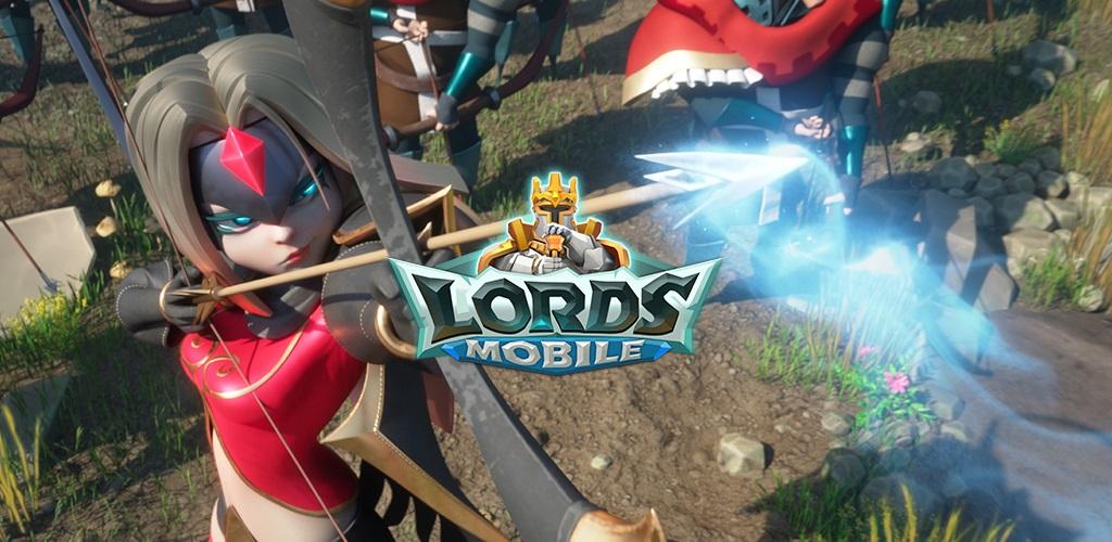 دانلود Lords Mobile - بازی استراتژی آنلاین پادشاهان موبایل اندروید + دیتا