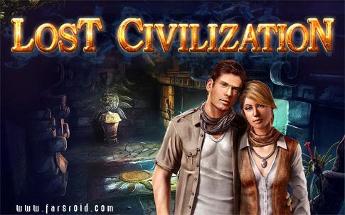 دانلود Lost Civilization - بازی ماجرایی فرهنگ فراموش شده اندروید