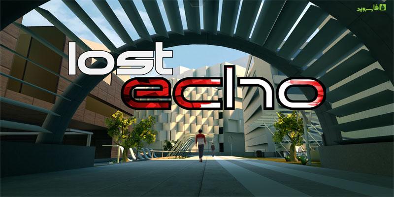 دانلود Lost Echo - بازی فکری فوق العاده اندروید + دیتا