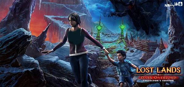 دانلود Lost Lands: Dark Overlord HD - بازی ماجراجویی سرزمین های گم شده اندروید + دیتا