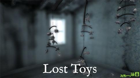 دانلود Lost Toys - بازی اسباب بازی های گم شده اندروید + دیتا