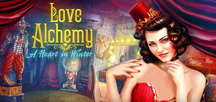 دانلود Love Alchemy:A Heart in Winter - بازی فکری عشق کیمیاگری اندروید + دیتا