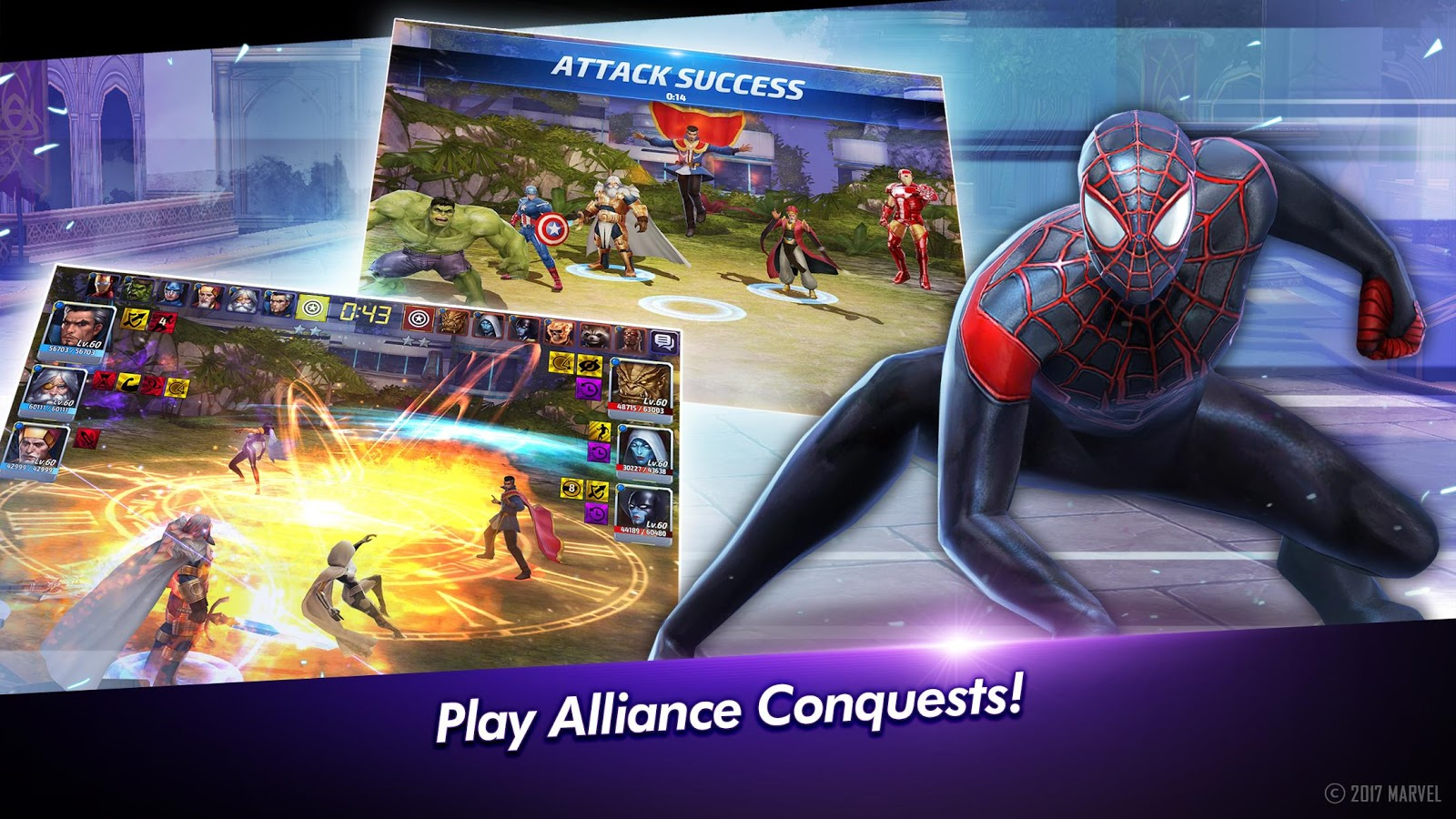Download MARVEL Future Fight Android Apk + Data - Google Play