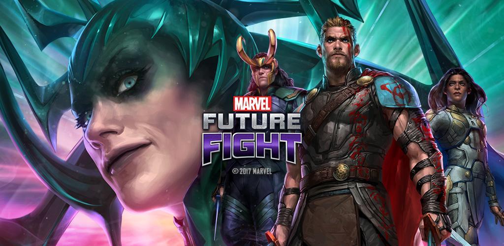 MARVEL Future Fight - بازی اکشن مبارزه آینده مارول اندروید + دیتا