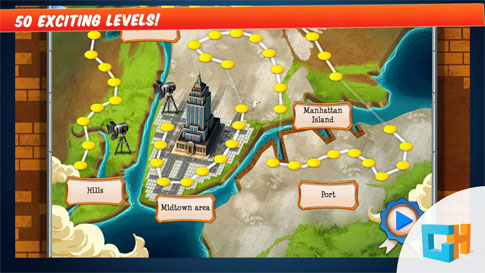 MB: Empire State Building Android - بازی اندروید