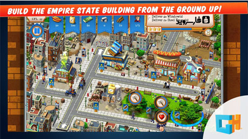 MB: Empire State Building Android - بازی جدید اندروید