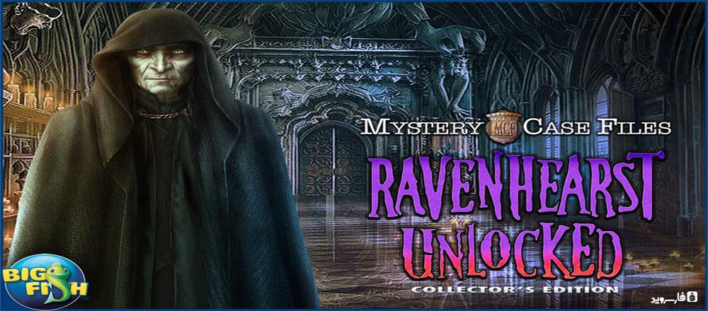 """دانلود MCF: Unlocked Full - بازی معمایی """"راون هرست"""" اندروید + دیتا"""