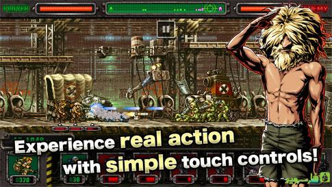 METAL SLUG DEFENSE - بازی جدید اندروید