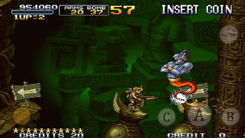 METAL SLUG X Game Android