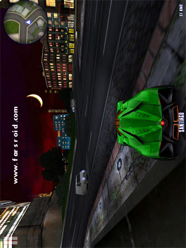 MIDTOWN CRAZY RACE Android بازی اندروید