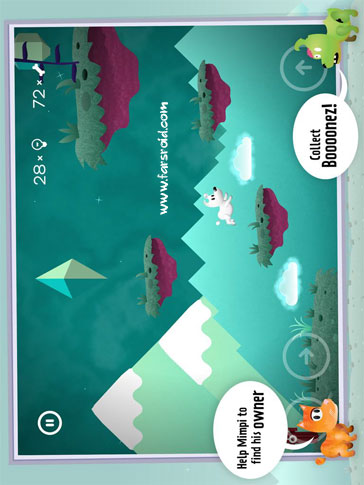 MIMPI Android - بازی ماجراجویی اندروید