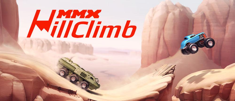 دانلود MMX Hill Climb 1 - بازی عالی مسابقات تپه نوردی اندروید + مود