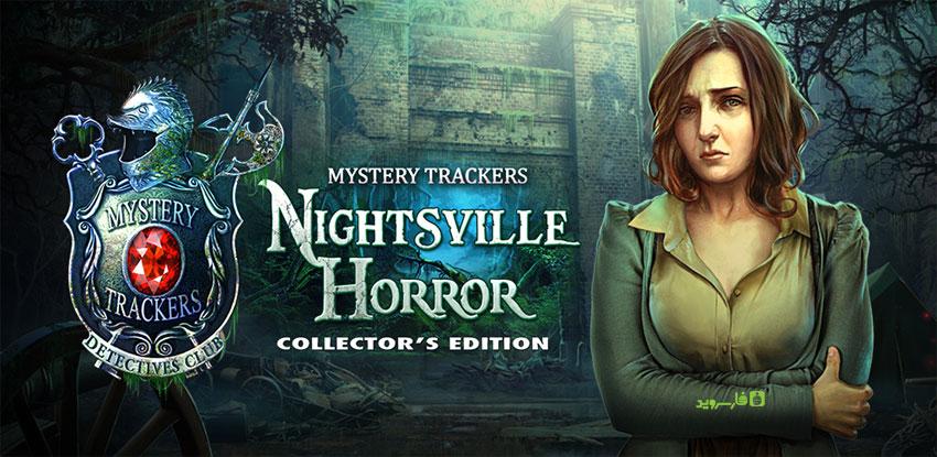 """دانلود MT: Nightsville Horror Full - بازی فکری """"ترس شب"""" اندروید + دیتا"""