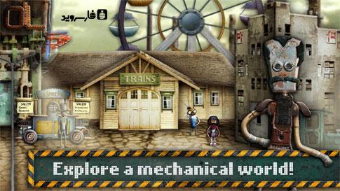 Machineers Android - بازی اندروید