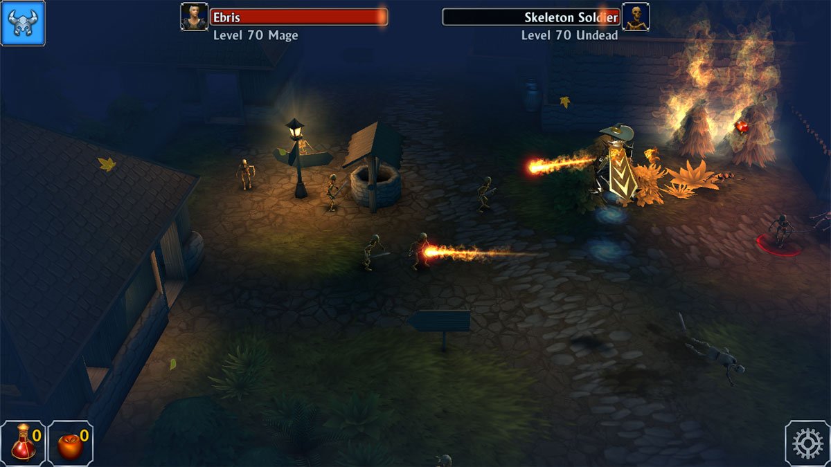 Mage And Minions - بازی جدید اندروید