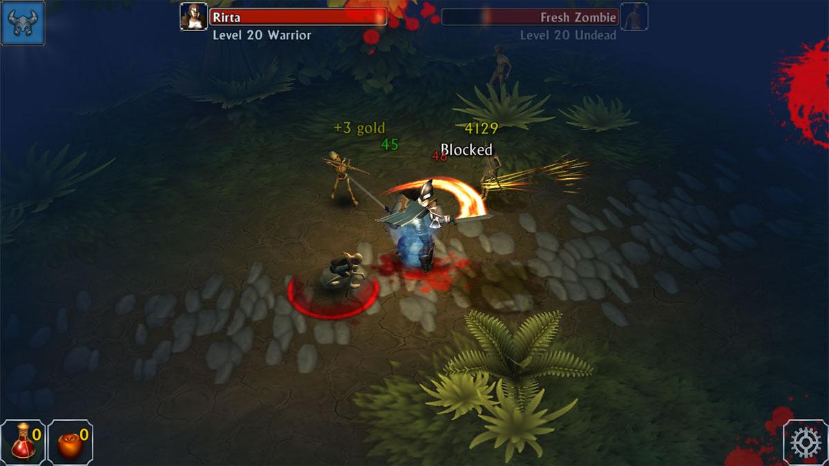 """دانلود Eternium: Mage And Minions 1.5.34 – بازی RPG فوق العاه """"جادوگر و موجودات پست"""" اندروید + مود"""