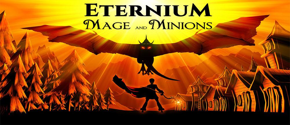 دانلود Mage And Minions - بازی RPG فوق العاه اندروید!