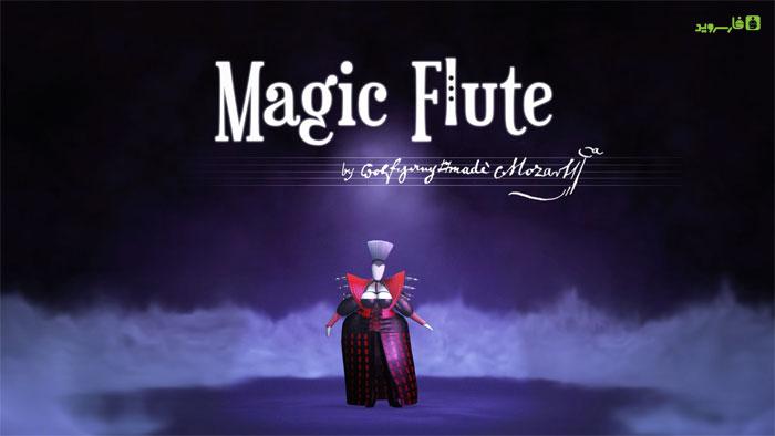 دانلود Magic Flute: Puzzle Adventure - بازی خارق العاده پازلی اندروید + دیتا