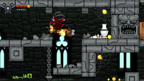 Magic Rampage Android - بازی اندروید