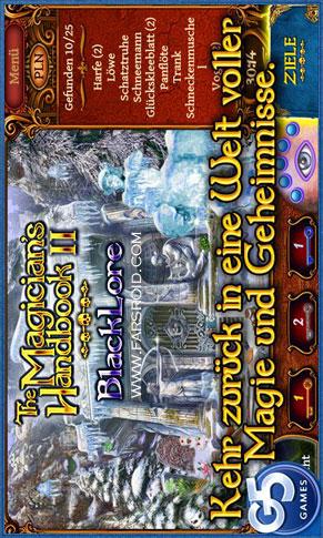 Magician's Handbook 2 (Full) - بازی اندروید