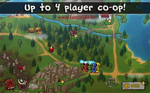 Magicka Android Game بازی اندروید