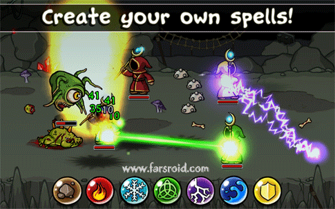 Magicka Android Game بازی اندروید