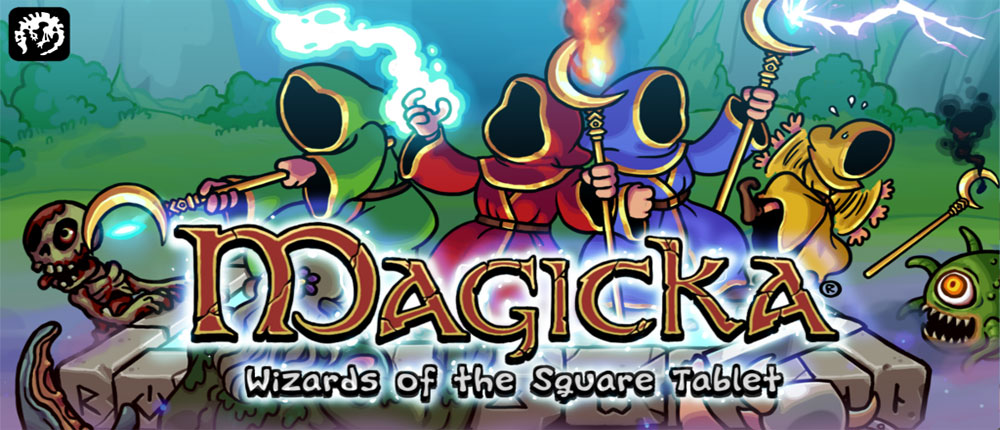 دانلود Magicka - بازی استراتژیک سحر و جادوی کا اندروید + تریلر