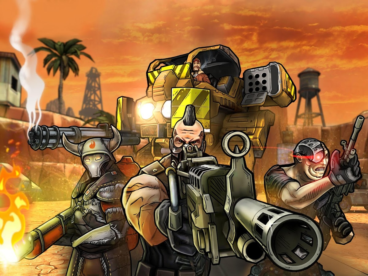 Major GUN - بازی اندروید