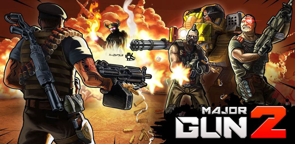 Download Major GUN - a wonderful shooter game for Android!