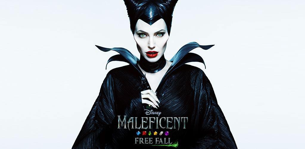 دانلود Maleficent Free Fall - بازی پازل سقوط شیطان اندروید