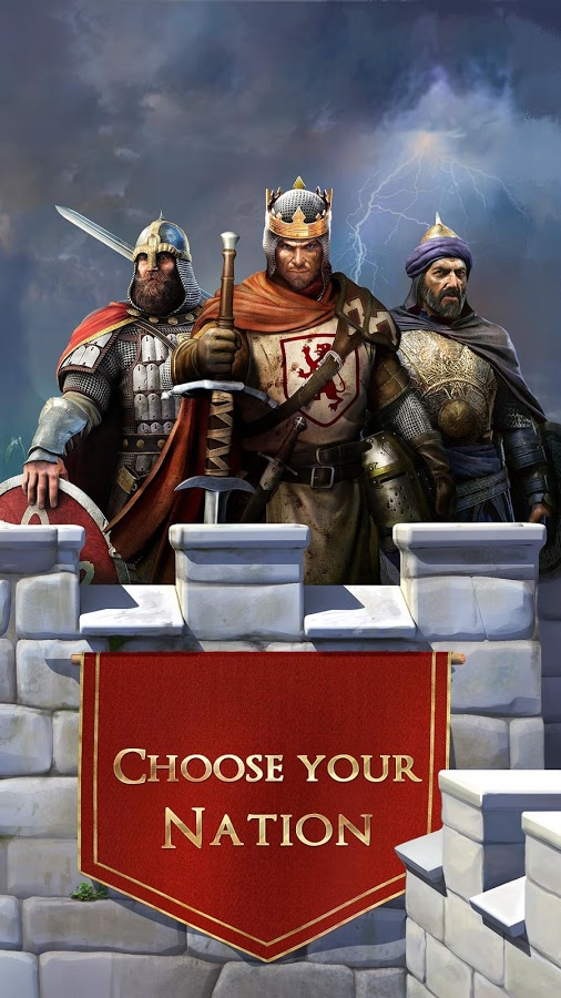 Download March of Empires Gameloft Android Apk + Obb SD - Google Play