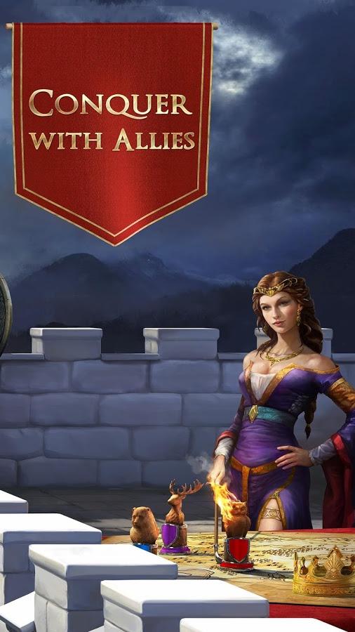 """دانلود March of Empires: War of Lords 4.9.0g – بازی استراتژی """"رژه امپراطوری ها"""" اندروید"""
