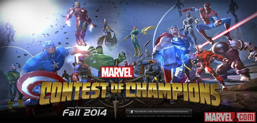 دانلود Marvel Contest of Champions 2.0.0 – بازی مبارزه قهرمانان اندروید + دیتا + تریلر