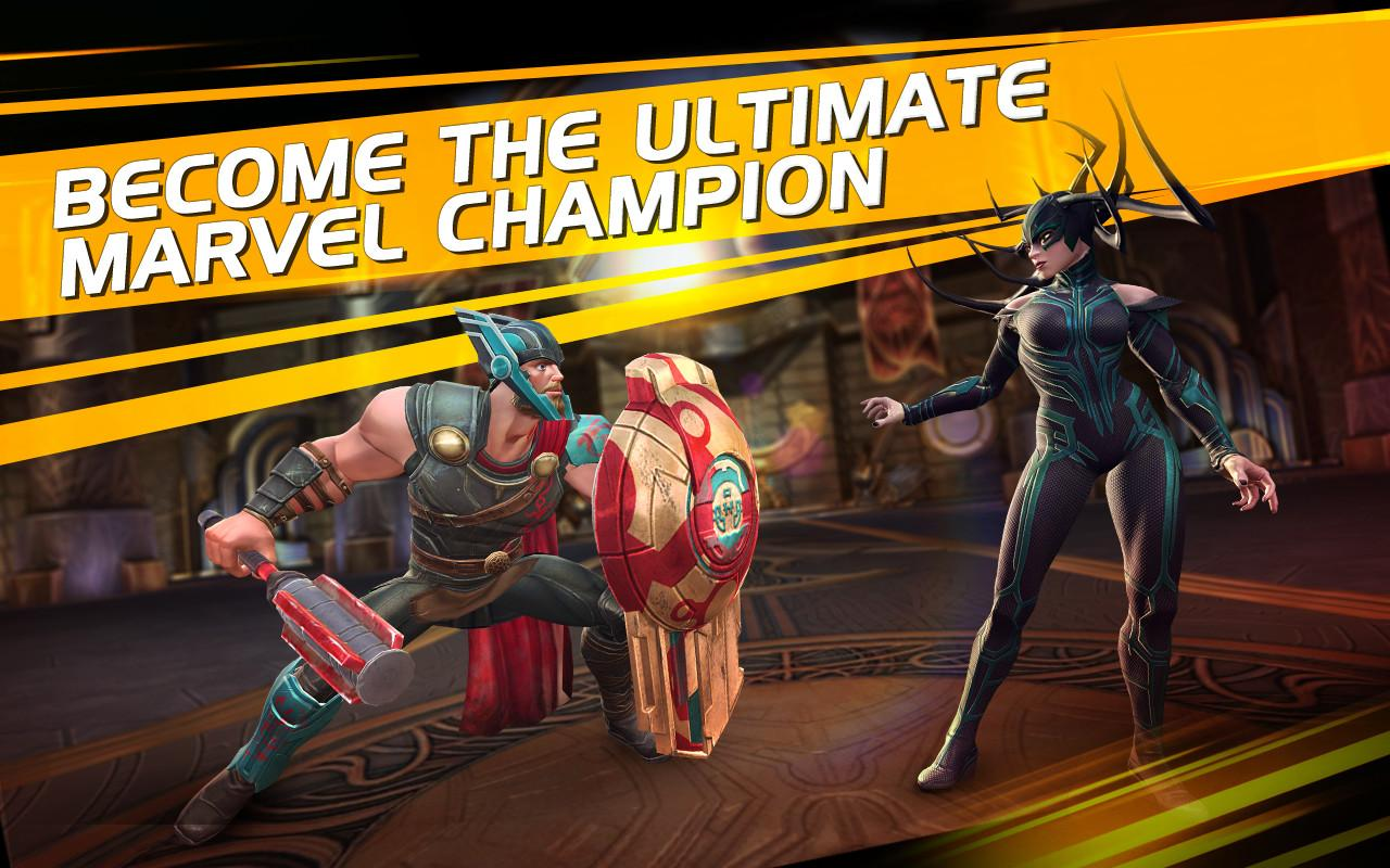 Marvel Contest of Champions Android