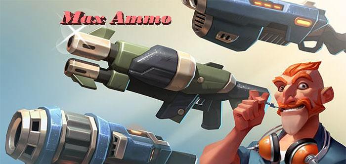 دانلود Max Ammo - بازی اکشن حداکثر مهمات اندروید + مود + دیتا