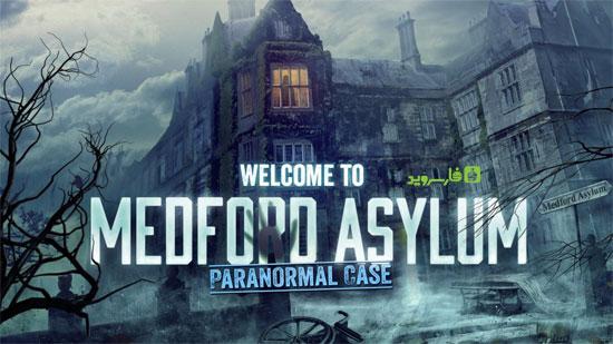 دانلود Medford City Asylum (Full) 1.043 – بازی پازل پناهگاه مدفورد اندروید + دیتا
