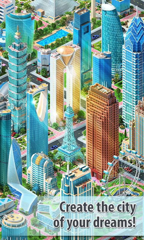 Megapolis Android - بازی جدید اندروید