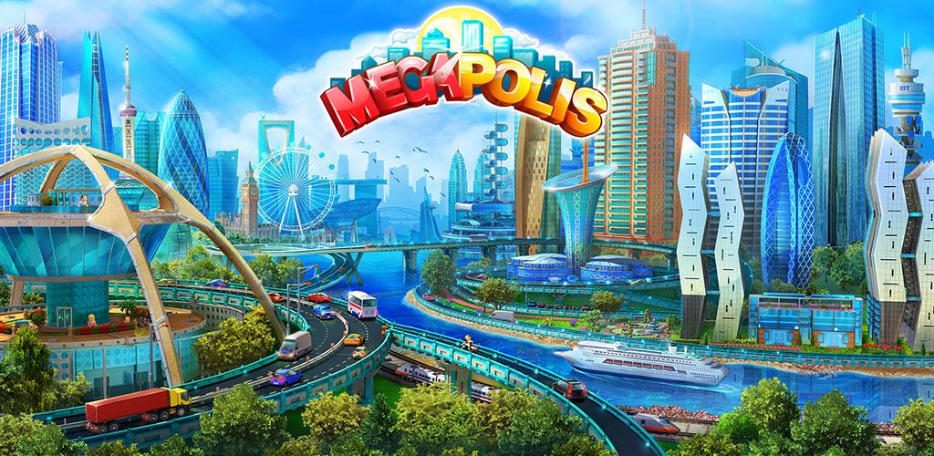 دانلود Megapolis - بازی پرطرفدار و زیبای کلان شهر اندروید