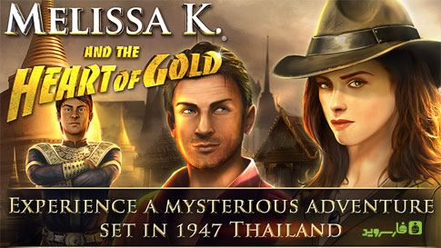 دانلود Melissa K. & the Heart of Gold 1.0 – بازی ماجراجویی اندروید!