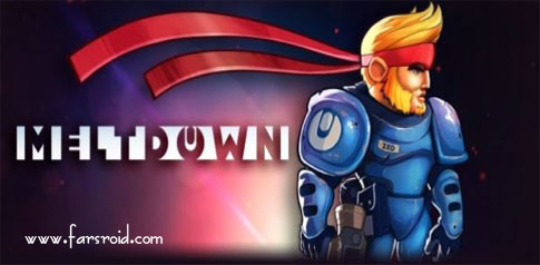 دانلود Meltdown - بازی تیراندازی بحران اندروید + دیتا