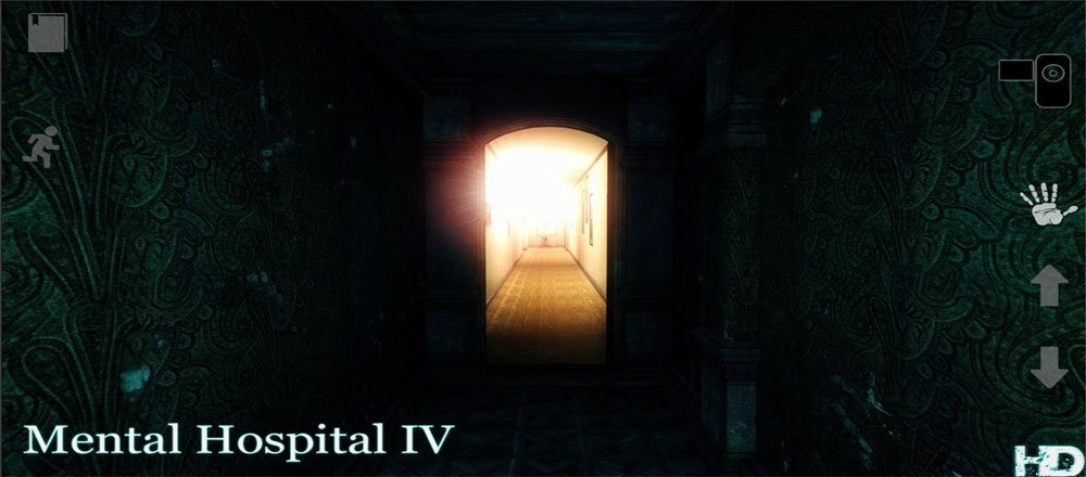 دانلود Mental Hospital IV HD - بازی اچ دی ترسناک بیمارستان روانی 4 اندروید + دیتا