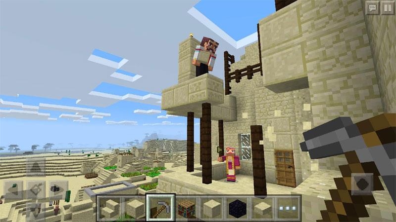 دانلود Minecraft 1.8.0.14 - بازی محبوب و پرطرفدار ماینکرافت اندروید + مود