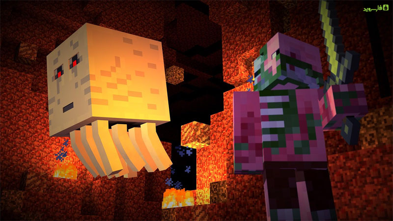 Minecraft: Story Mode Android