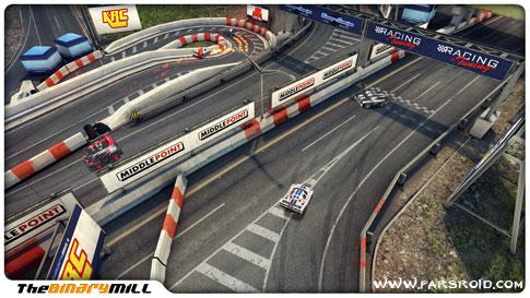 Mini Motor Racing Android - بازی اندروید جدید